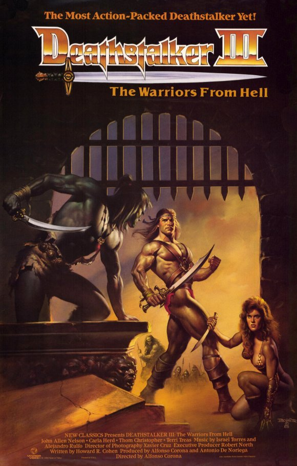 Deathstalker and the Warriors from Hell (1988) - IMDb