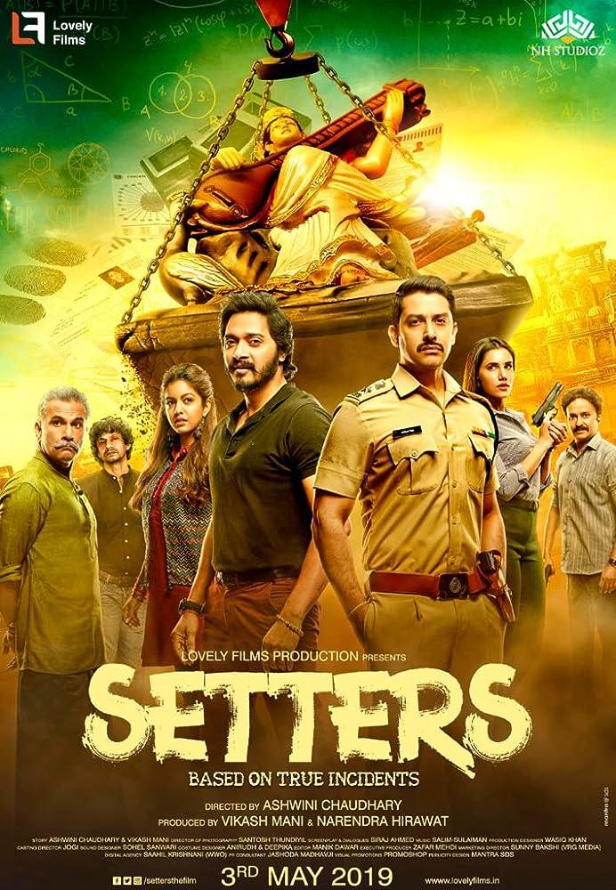 Setters (2019) Hindi HDTV 720p