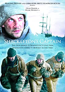 New movie watching Shackleton's Captain New Zealand [pixels]