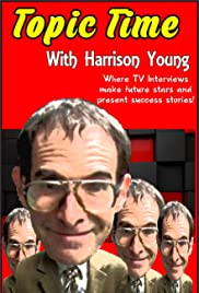 Topic Time with Harrison Young Poster