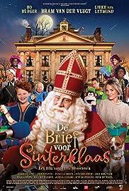 De Brief voor Sinterklaas Poster