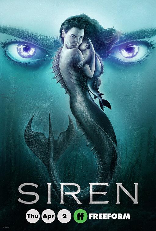 SIRENA (3 sezonas) / SIREN