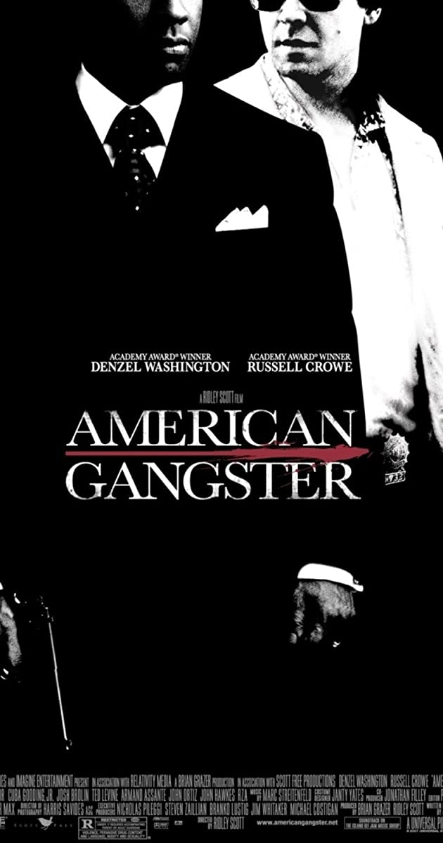 Subtitle of American Gangster