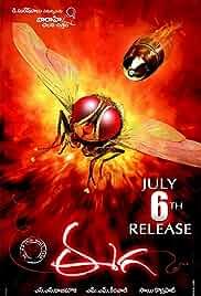 Eega (2012) HDRip Tamil Movie Watch Online Free