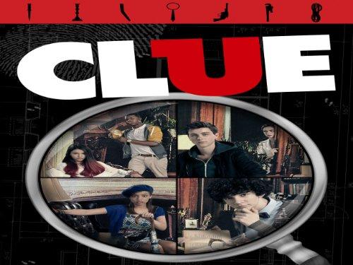 Zach Mills, Sterling Beaumon, Ana Golja, Kyndall, Stephan James, and Sarah Desjardins in Clue (2011)