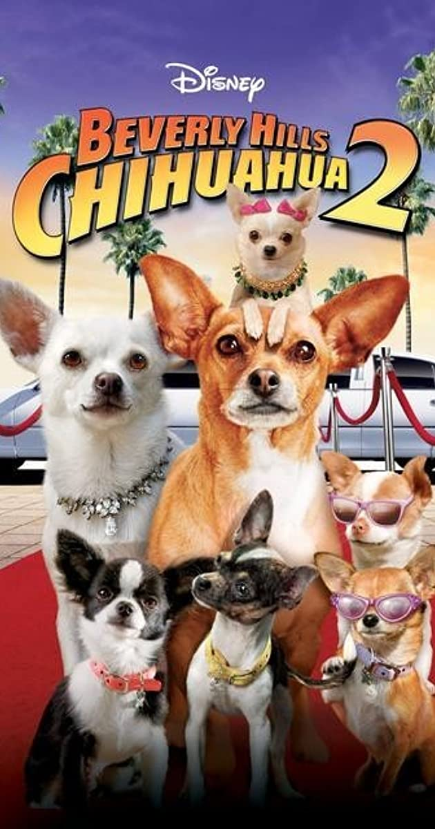 Subtitle of Beverly Hills Chihuahua 2