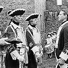 Hardy Krüger, Ferdy Mayne, and Ryan O'Neal in Barry Lyndon (1975)
