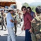 Tom Cruise, William Mark McCullough, and Alejandro Edda in American Made (2017)