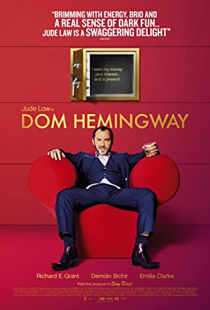 Where to stream Dom Hemingway