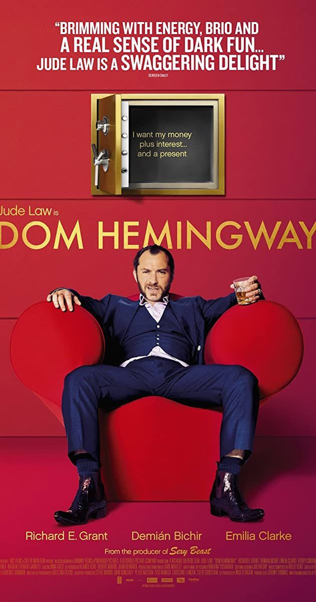Subtitle of Dom Hemingway