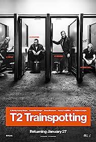 Ewan McGregor, Robert Carlyle, Jonny Lee Miller, and Ewen Bremner in T2 Trainspotting (2017)