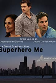 Superhero Me Poster