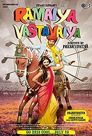 Ramaiya Vastavaiya(2013) Poster - Movie Forum, Cast, Reviews