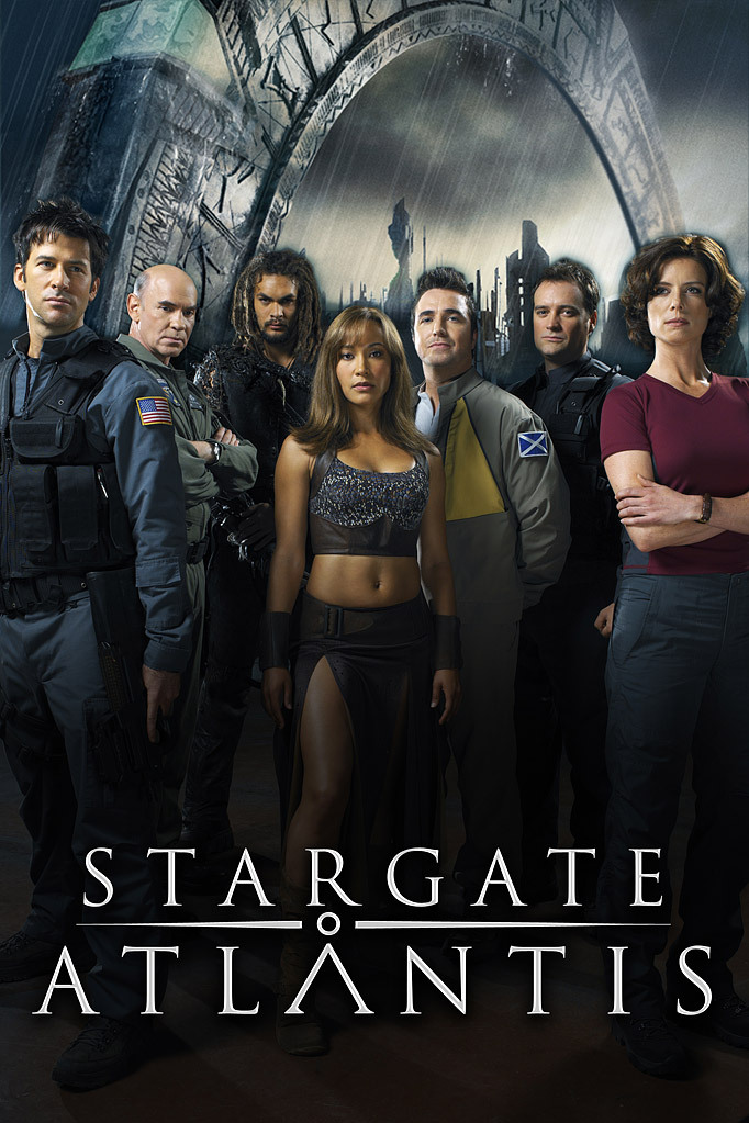 Stargate Atlantis Tv Series 2004 2009 Imdb