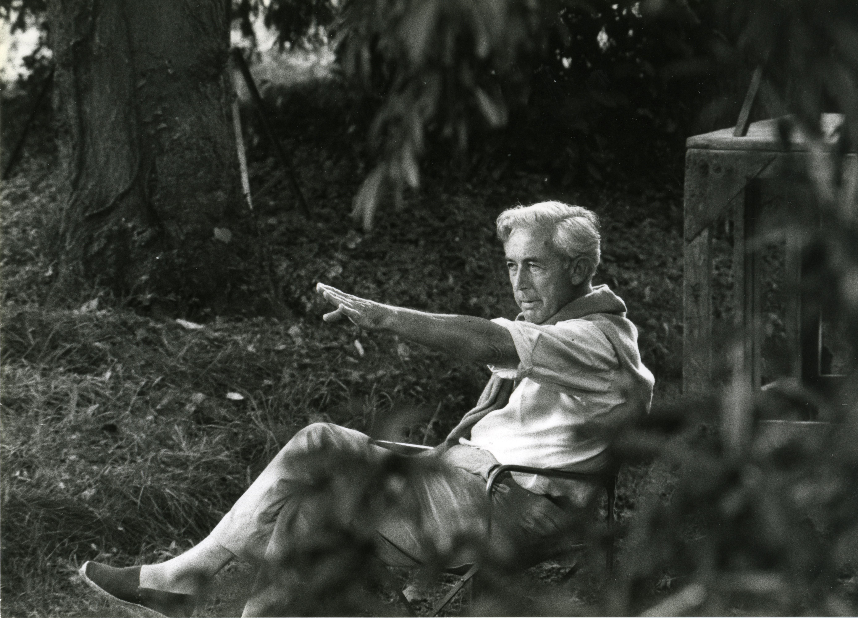 Robert Bresson in Mouchette (1967)