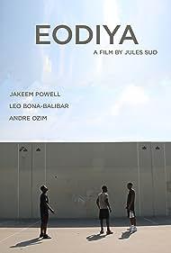 Andre Ozim, Leo Bona-Balibar, and Jakeem Powell in Eodiya (2017)