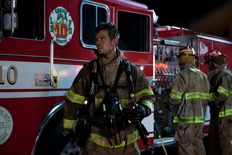 Josh Duhamel in Fire with Fire (2012)