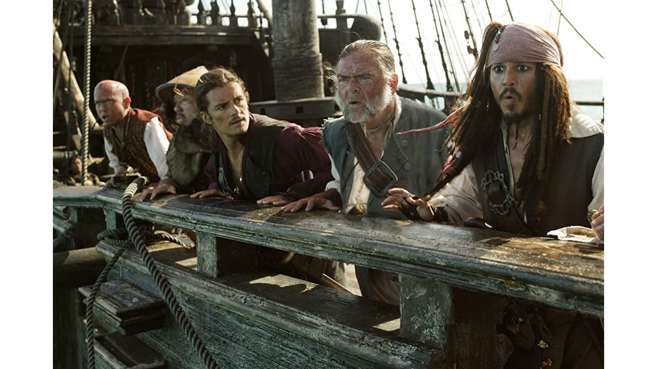 Pirates of the Caribbean: At World's End (2018)