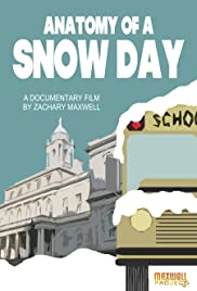 Anatomy of a Snow Day Poster