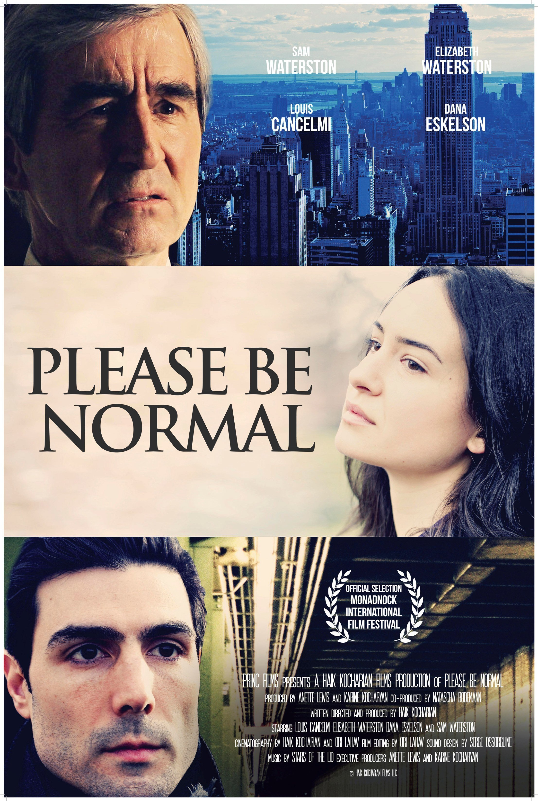 Please Be Normal on FREECABLE TV