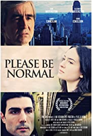Please Be Normal Poster