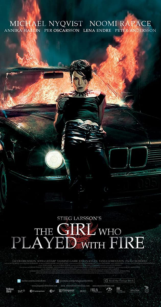 The Girl Who Played With Fire 2009 Imdb