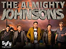 The Almighty Johnsons (2011–2013)