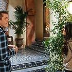 Perez Hilton and Shenae Grimes-Beech in 90210 (2008)