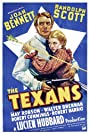 The Texans (1938) Poster