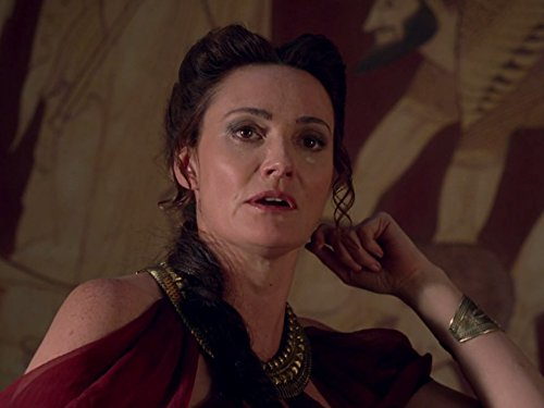 Sarah Parish in Atlantis (2013)