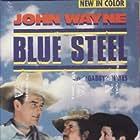John Wayne, Herman Hack, and Eleanor Hunt in Blue Steel (1934)