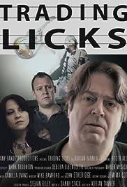 Trading Licks Poster