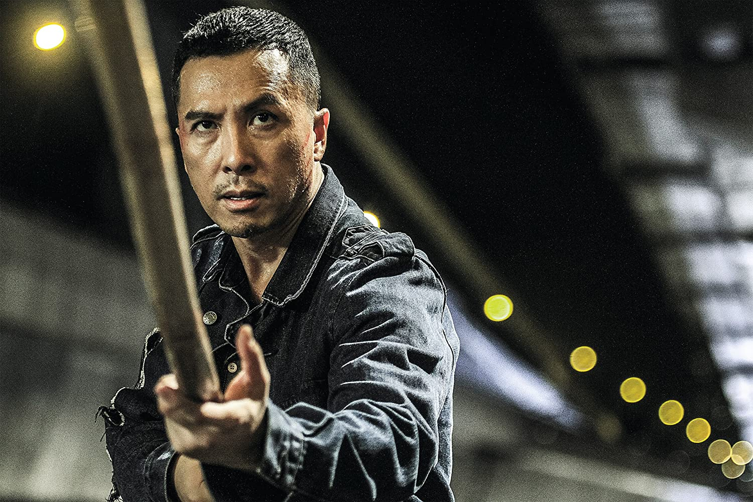 Donnie Yen in Yi ge ren de wu lin (2014)