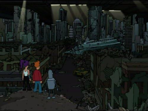 Futurama 3×10 – La Suerte del Fryrish