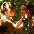Logan Miller and Kristine Froseth in Prey (2019)