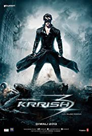 Krrish 3 (2013) Poster - Movie Forum, Cast, Reviews