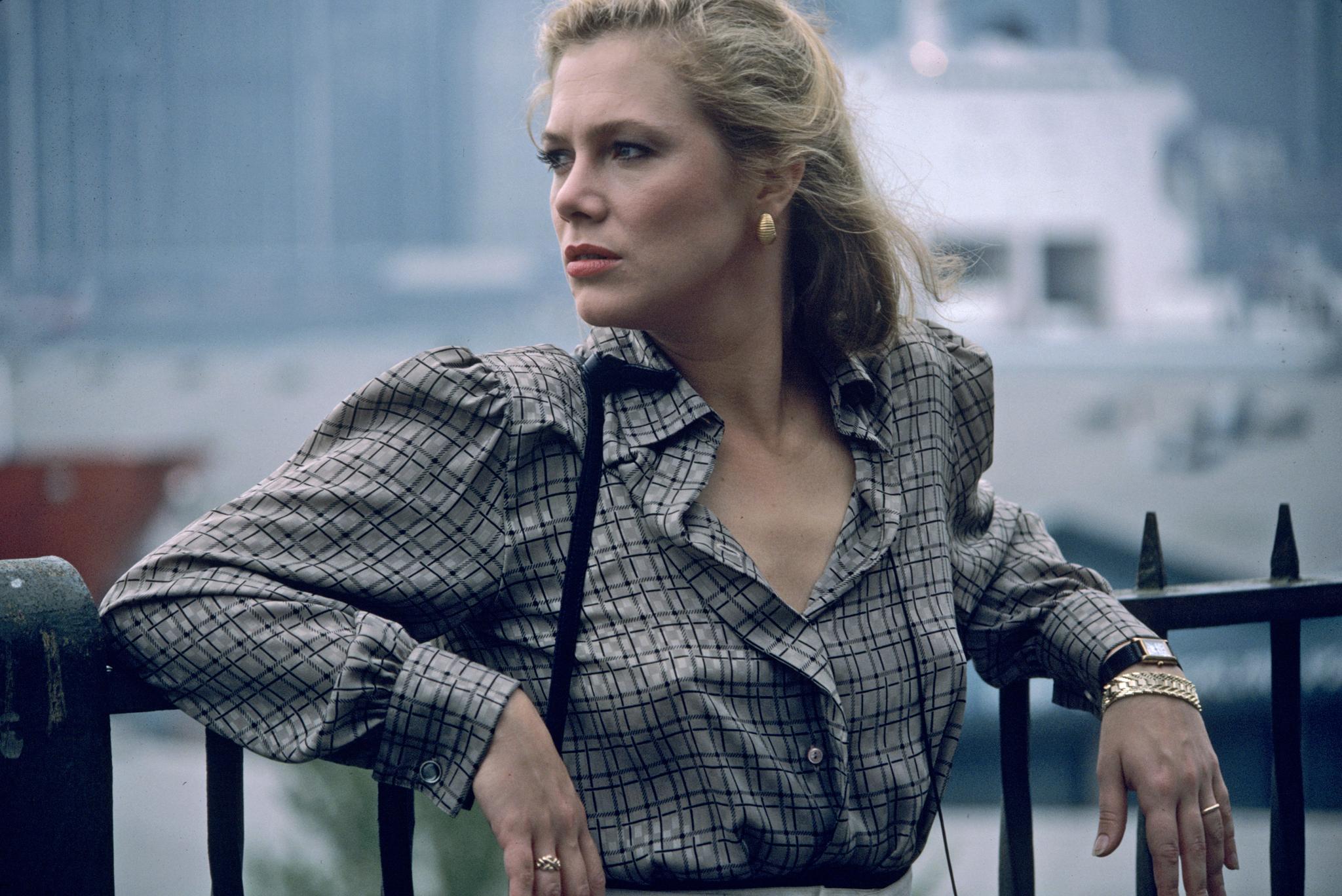 Kathleen Turner in Prizzi's Honor (1985)