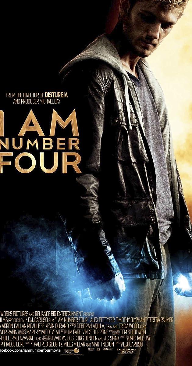 Subtitle of I Am Number Four