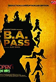 B.A. Pass Poster