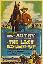 The Last Round-up (1947) starring Gene Autry on DVD on DVD