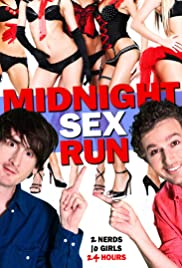 Midnight Sex Run Poster