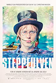 Steppeulven Poster