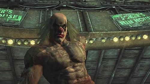Batman: Arkham City (Joker Trailer)