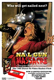 The Nail Gun Massacre Poster