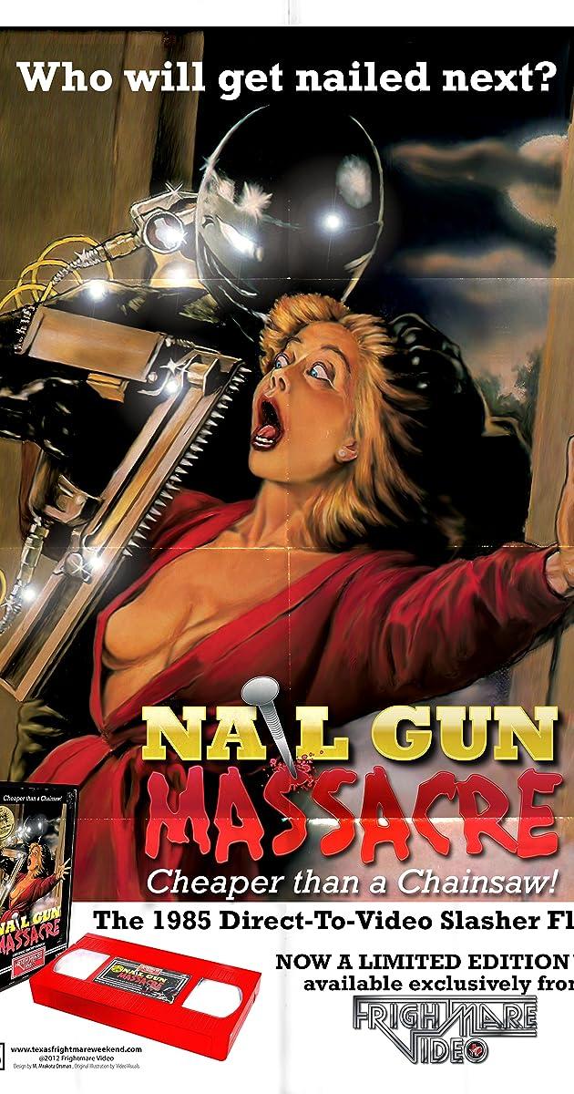 The Nail Gun Massacre (1987)