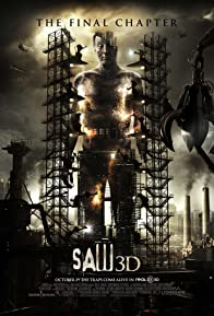 Primary photo for Saw 3D: The Final Chapter
