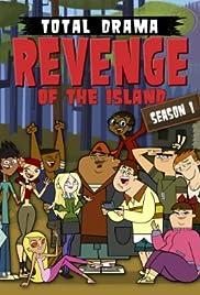 Total Drama Revenge of the Island Poster