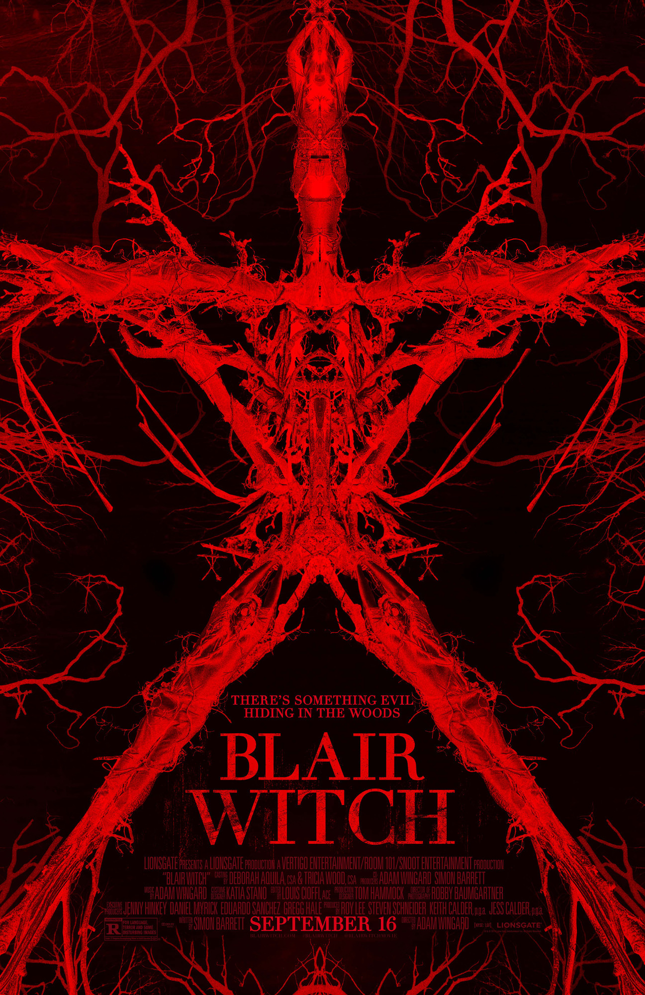 BLAIR WITCH LE UPTOBOX TÉLÉCHARGER PROJET 2