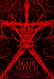 Blair Witch (2016) Poster - Movie Forum, Cast, Reviews