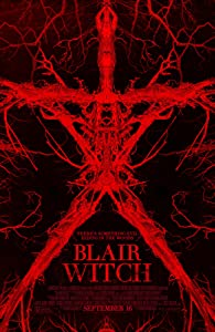 Watch movies free Blair Witch by [hddvd]